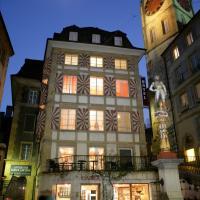 Le Café-Hôtel de L'Aubier