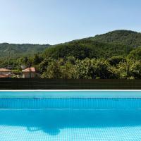 Villa nelle colline fra Lucca e Viareggio