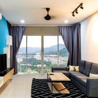 Southwest Designer Suite by D Imperio Homestay Penang