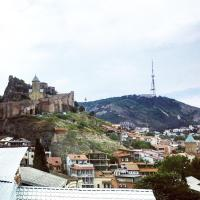 Historical Old Tbilisi