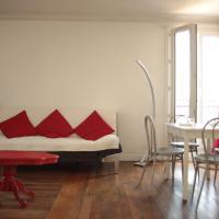 Danfert-Rochereau Apartment Balcony