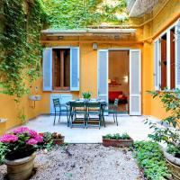 Vetrina Apartment with gym, sauna and garden