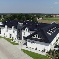 Czarny Staw, hotel in Aleksandrów Łódzki