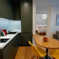 Arbans Elegant apartment in the city center