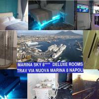 MARINA SKY 8 Deluxe Room