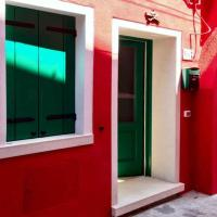 Incantevole piccola casa a Burano
