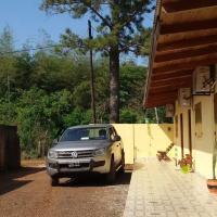 El Potro Natural Hostel