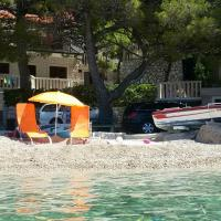 Apartments by the sea Brela (Makarska) - 16065