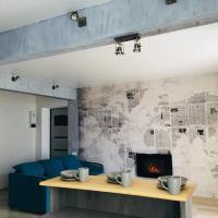 Premium Apartment Mariupol near Spartak hotel
