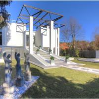 Villa blanche Saint-Paul
