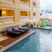 Siri Heritage Bangkok Hotel: Bangkok'ta bir otel