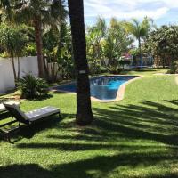 Modern 3 bed beach side private villa
