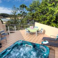 oceanview 6 with rooftop terrace & spa
