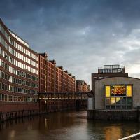 AMERON Hamburg Hotel Speicherstadt、ハンブルクのホテル