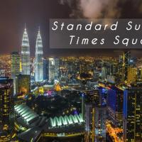 Standard Suite at Times Square KL