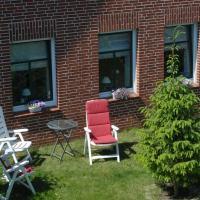 Ferienwohnung Nachbars Garten