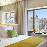 De 30 beste hotels in Madrid, Spanje (Prijzen vanaf € 20)
