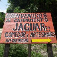 Campamento Jaguares