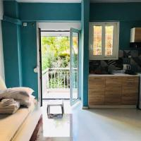 happy minimal Apartment