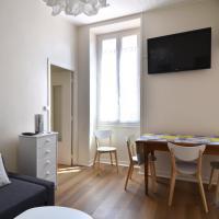 Superbe appartement 5 personnes plein cœur centre-ville quartier du Port de Nice