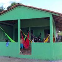 Casa em Algodoal em frente ao Campo