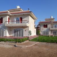 Three-Bedroom Seafront Villa