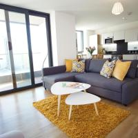 London Excel - O2 Arena - London City Airport Superior Apartment