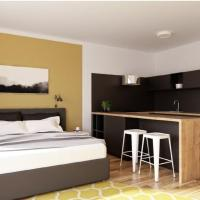 Park Rokytka - brand new apartments with free parking in Prague
