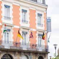 Best Western Hôtel Des Voyageurs