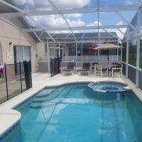 Pool Home 15 Minutes From Disney