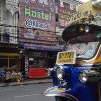 VR Hostel Khaosan
