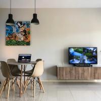 Luxurious Modern Panorama Apt