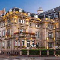 Régent Contades, BW Premier Collection, hôtel à Strasbourg