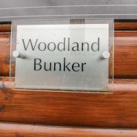 Lodge Retreat - Woodland Bunker, Berwick-upon-Tweed