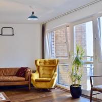 Modern Studio Apartment in Hackney