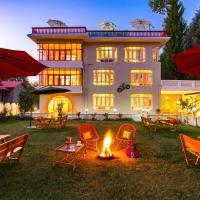 Zostel Srinagar, hotel in Srinagar