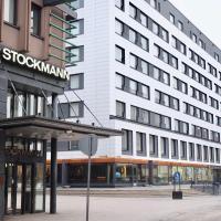 2ndhomes Tampere Downtown Apartment with Balcony next to Stockmann & Restaurants - Aleksanterinkatu
