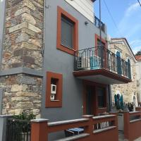 lagkada seaside restored stone built house
