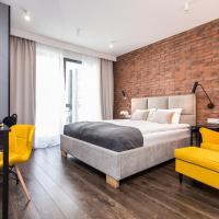 Modern & Classy Industrial - Apartamenty Browar Gdańsk