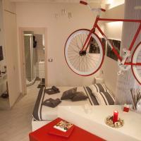 Biciclo' Rosso Ferrara