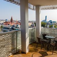 Apartamenty City Tower od WroclawApartament-pl