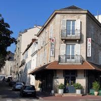 Hôtel Bistrot Le Marceau, hotel in Limoges