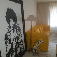 Yellow Couch Appartement