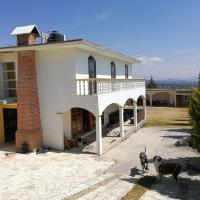 Casa de campo en tlaxcala