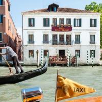 Canal Grande, hôtel à Venise (Santa Croce)