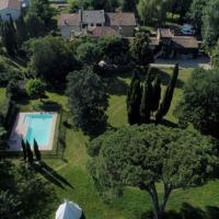 Villa Toscane - Atelier d'Artistes et B&B à 15mn de la rocade de Toulouse
