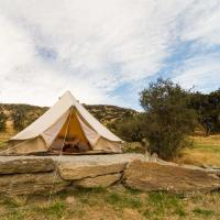 Criffel Station Glamping