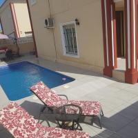 Semi-Detached House & Pool