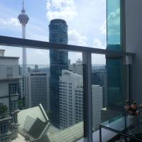 Memorable stay with KLCC view @ Marc Residence