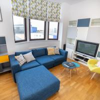 5* Modern City Centre Apartment - sleeps 4